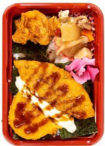 のり弁当 390円